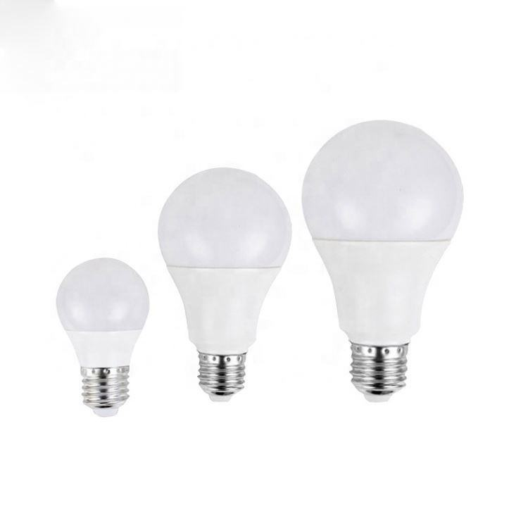 Led lamp 3w 5w 7w 9w 12w 15w e27 Home Verlichting Aluminium PBT PC materiaal Led EEN Lamp Verlichting