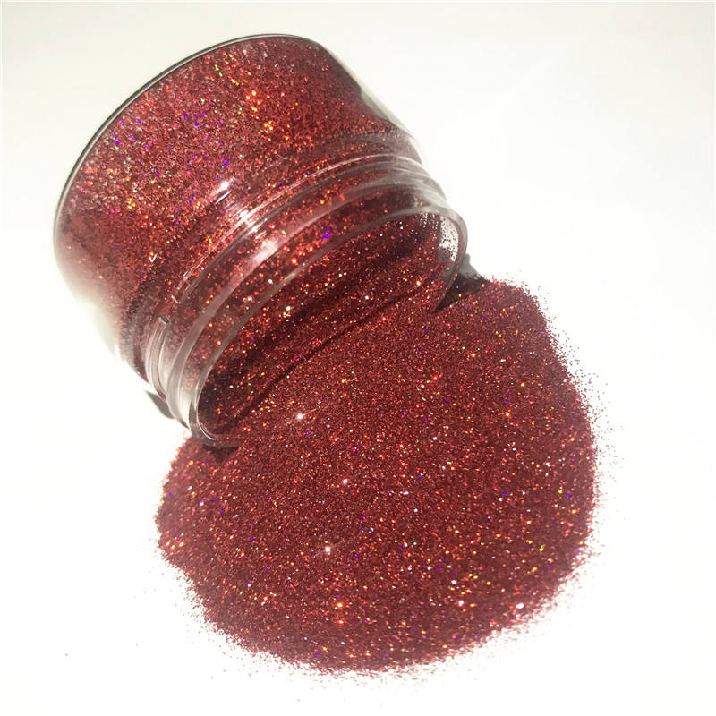 Wholesale fancy purple color mixed chunky cosmetic glitters for face and body decoration
