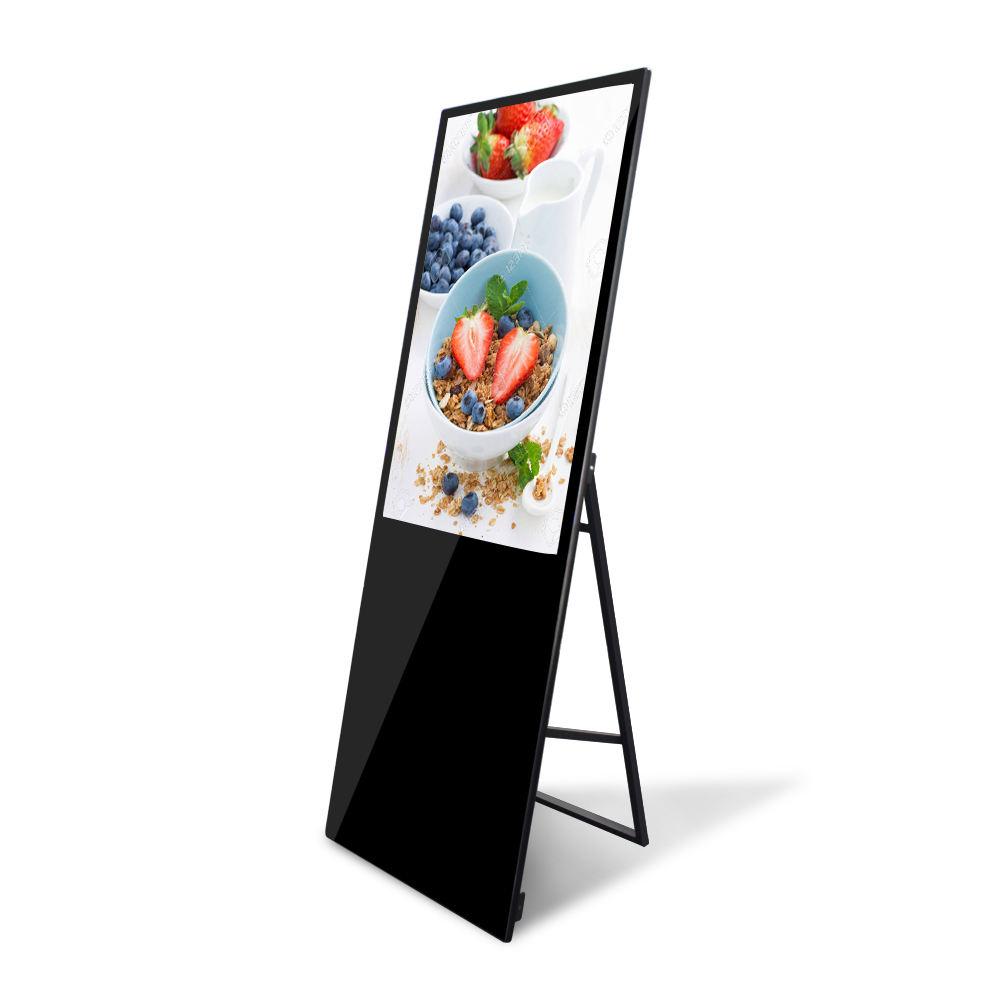 Di alta qualità pavimento in piedi digital signage <span class=keywords><strong>lcd</strong></span> e display, USB Media player