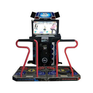 Coin Operated Pump it Up NX Absolute Cabinet Arcade Dance Game Machine For Sale