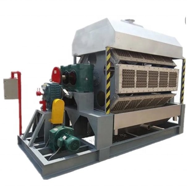 commercial small paper egg tray making machine/egg tur production line can be sold separately