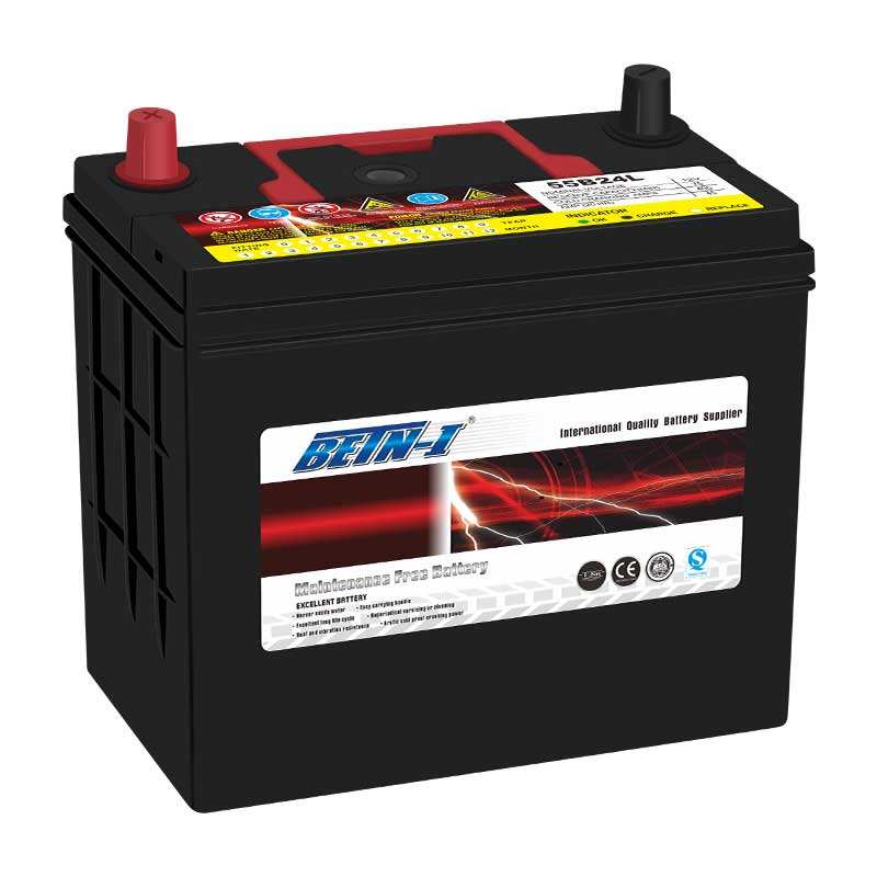 high quality maintenance free car batteries 12v45ah lead acid car battery wholesale
