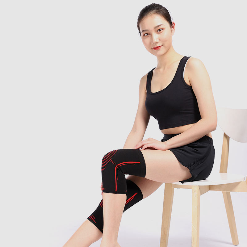 Knee pain relief support band compression knee sleeve knee support brace