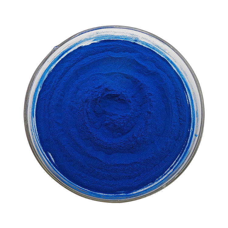 Food Grade Spirulina Phycocyanin Blue Pigment Phycocyanin Powder