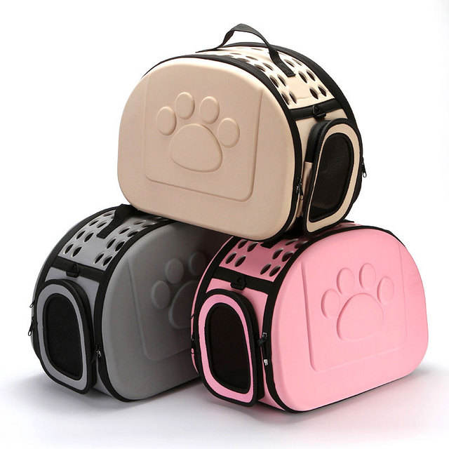 Pet Carrier Package,Space Capsule Transparent Bags for Cats and Puppies, foldable, Designed for Travel, Hiking, Walking