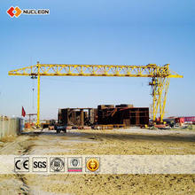 Ce/Iso Certificated 10 Ton Electricoverhead Overhead Single Beam Gantry Hanger Crane