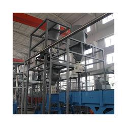High-precision sale long lifespan fiber separation of tire recycling machine