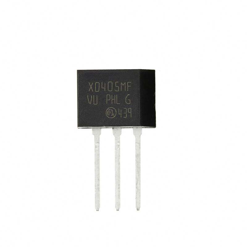 St Spot New X0405 One-Way Thyristor To-202 600V 4A Quality Assurance Transistor X0405mf