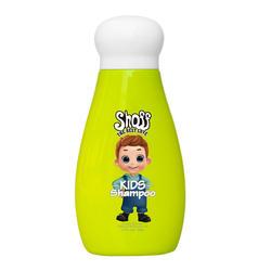 80ml Professional factory care children hair growth organic baby shampoo with mild shampoo.