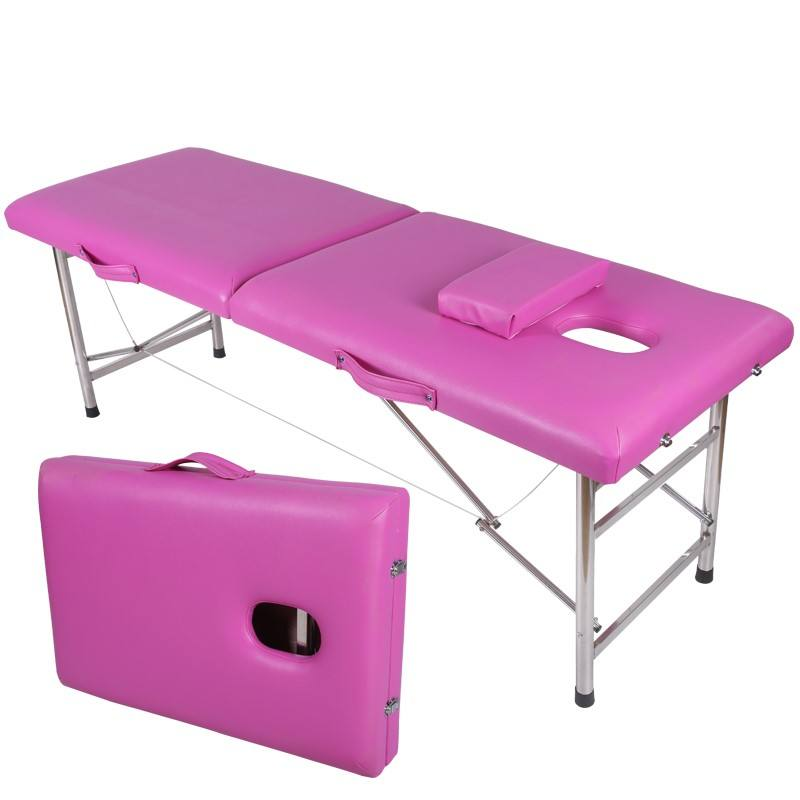 Portable folding original point massage bed parallel bars Massage Bed
