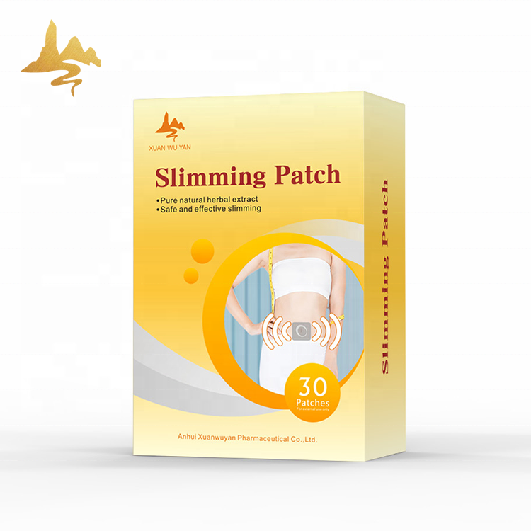 China Wholesale Weight Loss Medical Plaster Belly Slimming Patches For Fat