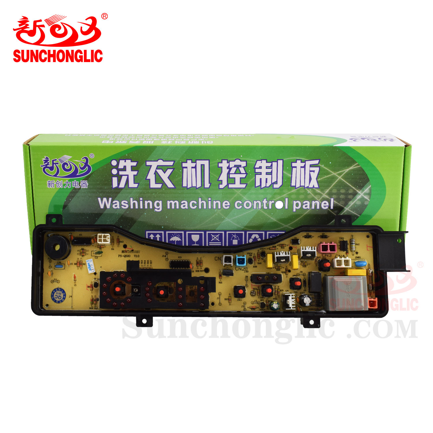 Sunchonglic washing machine parts washing machine control pcb board