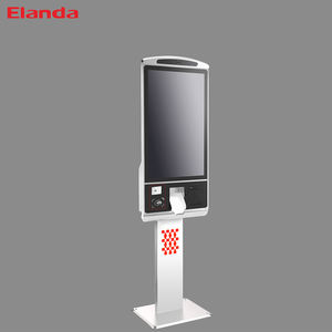 32 Inch Retail Ticketing Bestellen Android Betaling Terminal Touchscreen Self Service Touch Screen Kiosk Machine