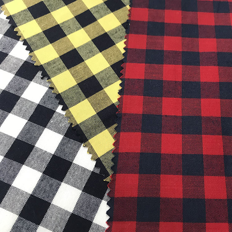 China manufacturer garments cloth textile men shirting cloth 100% cotton oxford fabric