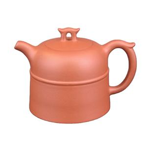 180CC Chinese Yixing Tea Filter Beauties Handmade Purple Grit Clay Teapot Customized Handicraft Gifts Tea Set Things Service
