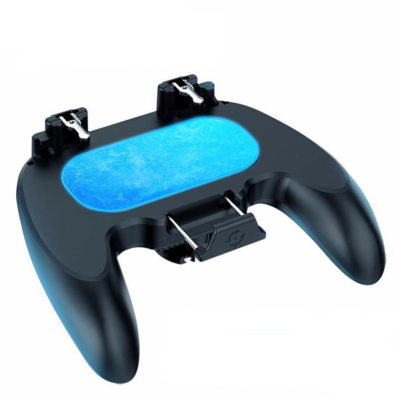H12 Plug-in electric Game Controller Gamepad Joystick Semiconductor Cooling Trigger Fire Shoot Gamepad