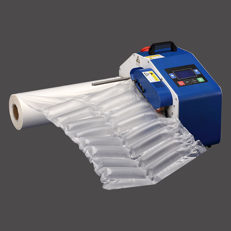 Professionele Fabrikant Verkoop Luchtkussen Wrap Film Air Bubble Film Zak Making Machine