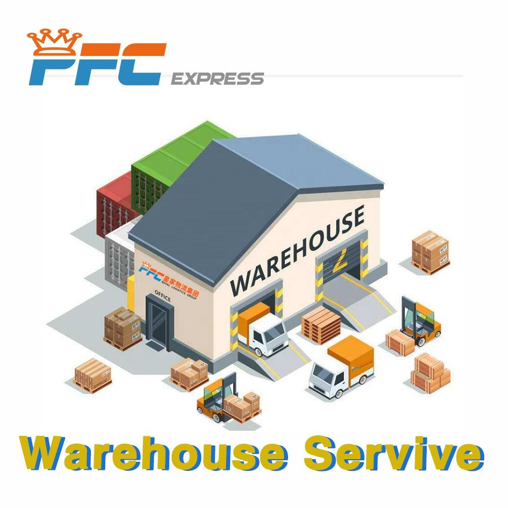 inventory orders China warehouse fulfillment services