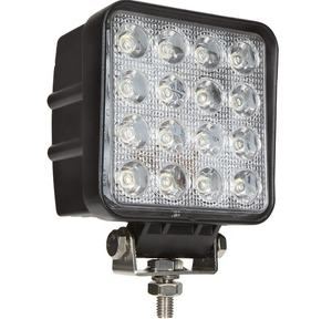 New arrival 48w led work light 12v car led work light 48w led working light for trucks autos tractors