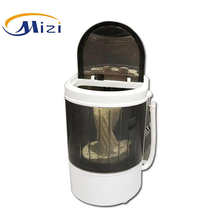 6KG portable fully automatic Washing machine for washing clothes & shoes