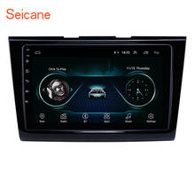 HD Touchscreen 9 inch Android 8.1 GPS Navigation Radio for 2015-2018 Ford Taurus with Bluetooth AUX WIFI support Carplay TPMS