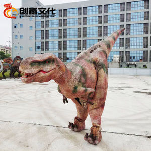 New light walking dinosaur suit for Halloween and Christmas party