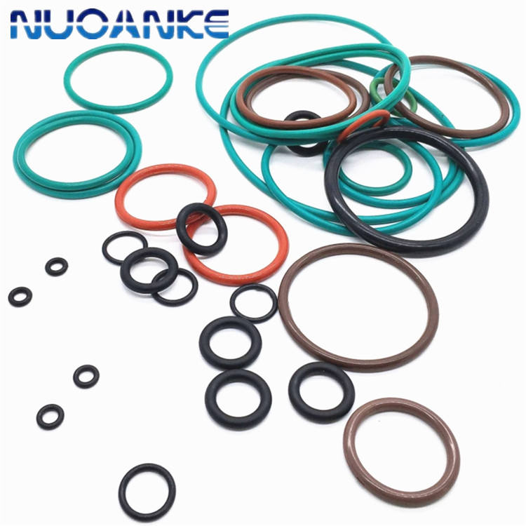 China Supplier O-ring FKM NBR Rubber Small O Ring 0.5 mm In Good Quality