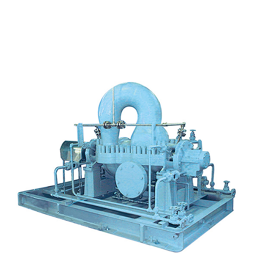 (API Class BB1) water booster progressive cavity cement pumps