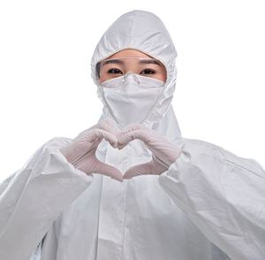 Gold medal Merchant Chemical Medical Protective Overalls Isolation Gowns Disposable