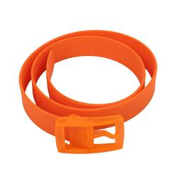 Fashion Color Strong Custom Silicone Plastic Rubber Belts fo