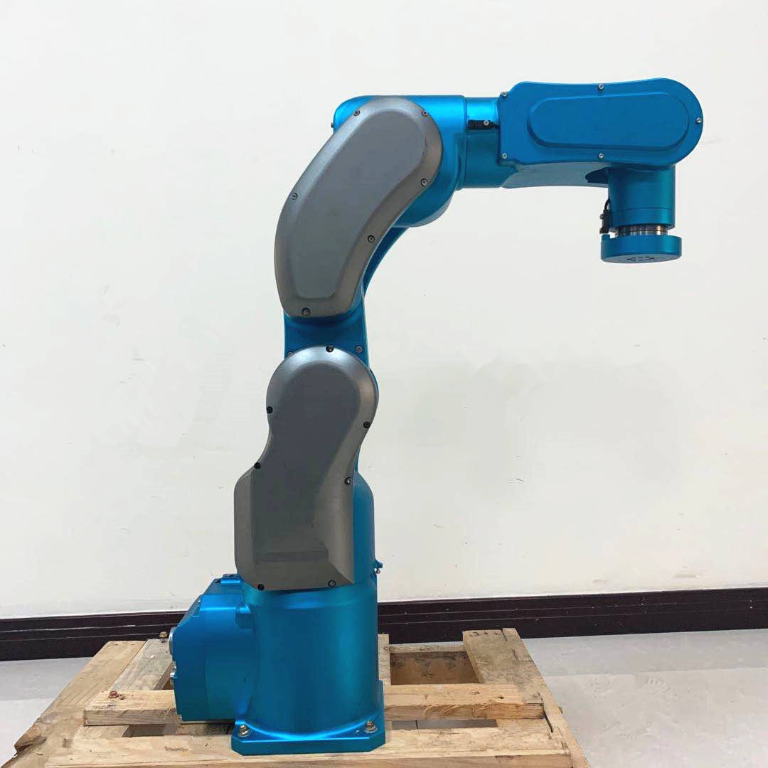 Load 6 Axis Industrial Robot Arm For Loading And Unloading