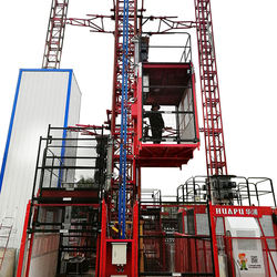 SC200Z  construction material lifting hoist construction hoist elevator lifter