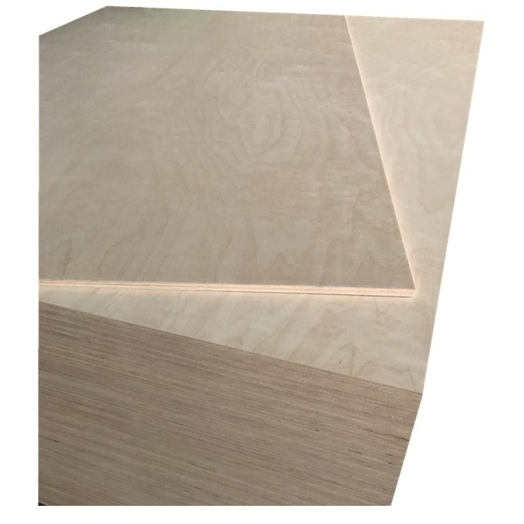 Birch plywood for CNC cutting
