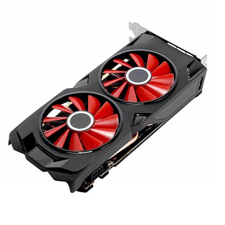 Hot sell AMD MSI rx 580 590 1600 1080Ti 5600 5700XT 8G graphics card rx580 8gb high performance gaming desktop for ETH