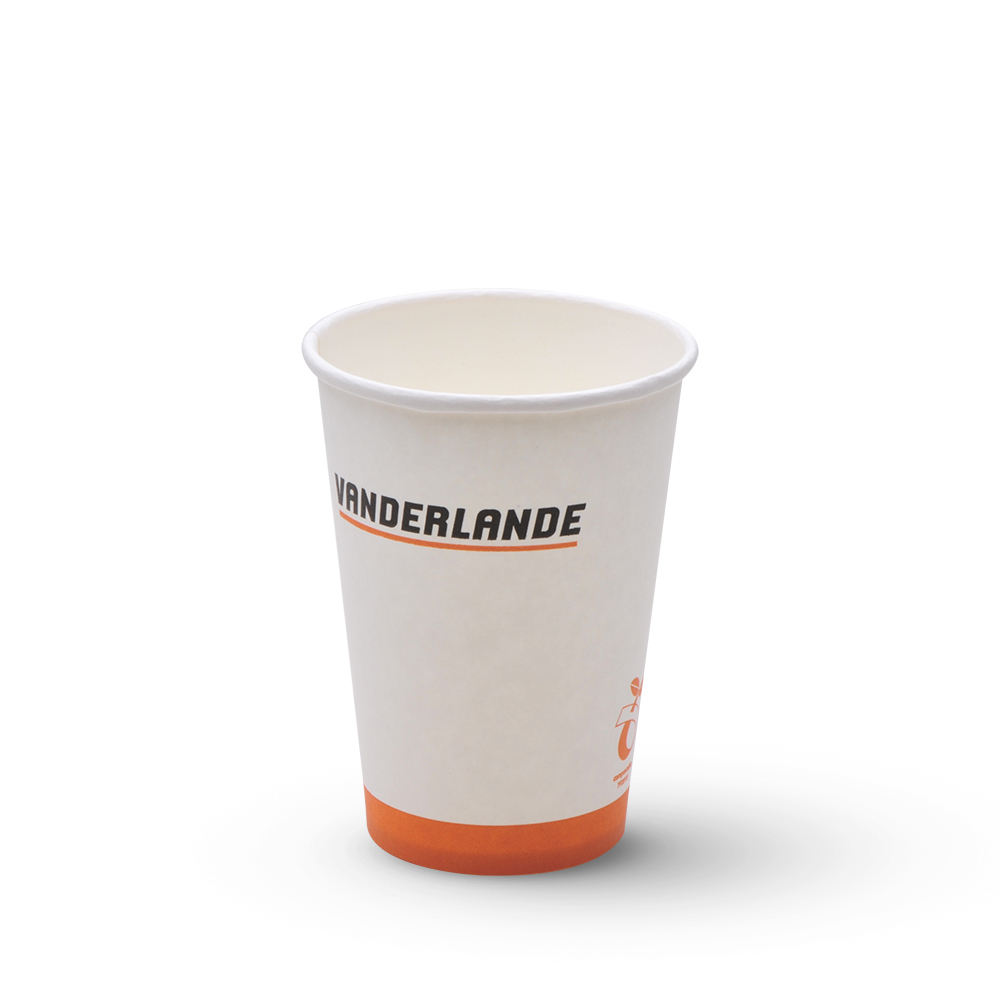100% Eco-friendly Paper Cups Colored China Best Paper Cup Supplier Wholesales Hot Cold Double Ripple Pla Pe Color Logo Size Type Customized