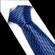 Guangzhou Custom tie Business Print Man 100% Silk Skinny Necktie