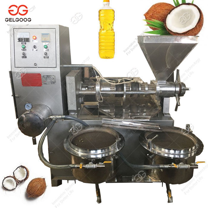 Small Lemongrass Soybean Sunflower Essential Seed Oil Extraction Distillation Making Machine Price Coconut Oil Press Machine