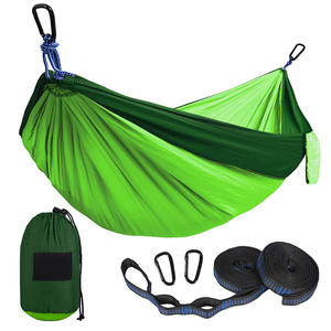 Double & Single Camping survival Hammock wholesale with Bed Tent Portable for Relaxation