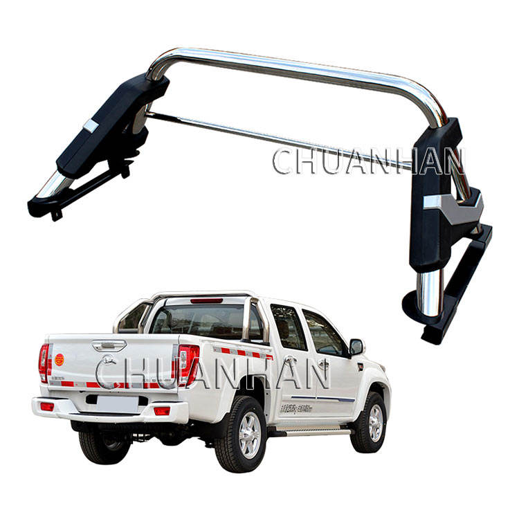 Universele Rvs Pickups Sport Roll Bar Voor <span class=keywords><strong>Grote</strong></span> Muur Wingle Gmc Sierro