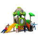 YL-C052 Plastic Playground Outdoor Children Playground Equipment Sets Cheap Outdoor Playsets For Kids
