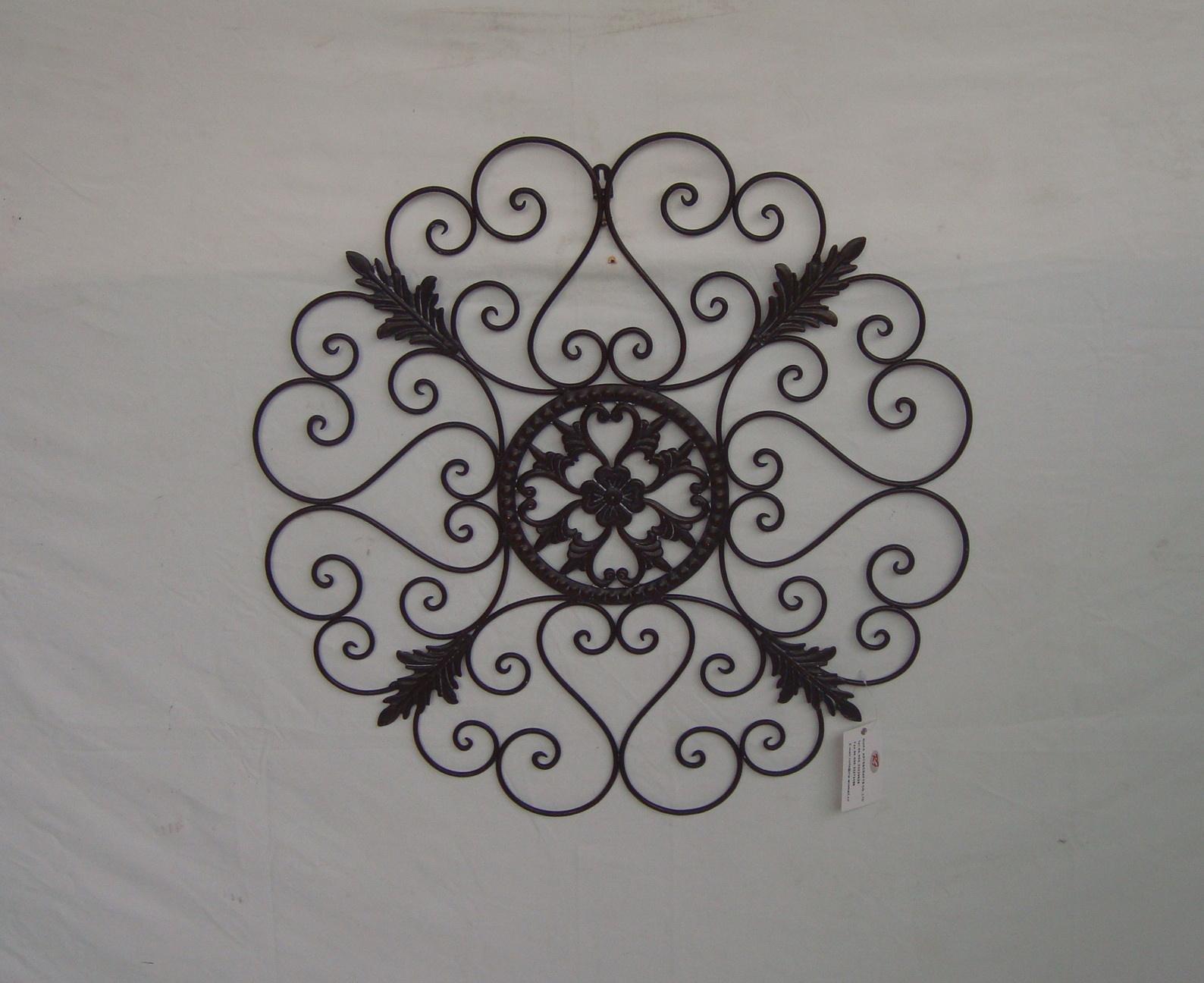 في الهواء الطلق ديكور المنزل شنقا <span class=keywords><strong>الفني</strong></span>ة المعدنية العتيقة الجدار الديكور