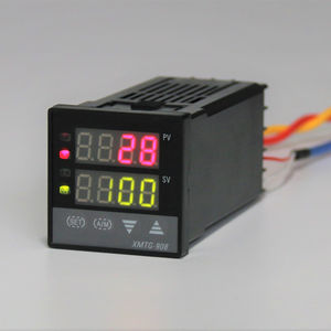Digital Multi thermocouple Input Relay SSR Output Fuzzy PID Temperature Controller