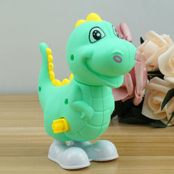Wind Up Toys Dinosaur Cute Little Clockwork Spring Animal Toy