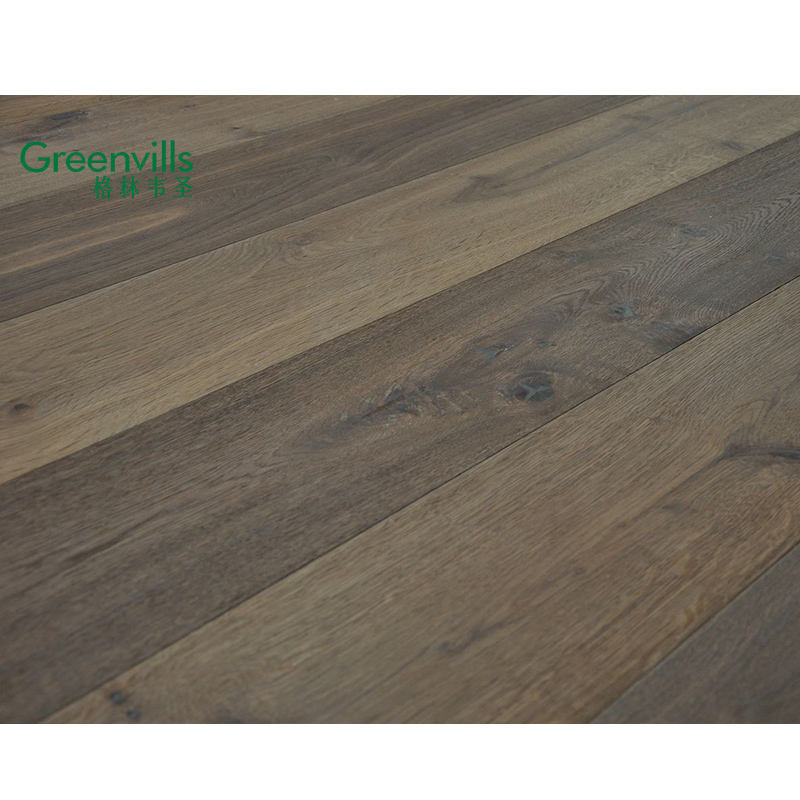 Australië hot koop 2019 gerookte eiken grijs hout hout engineered flooring