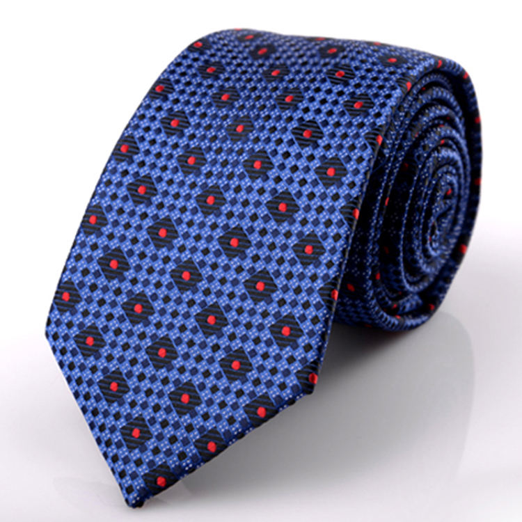 China manufacturer cheap price polyester custom made silk ties