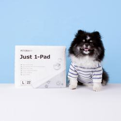PETORIA Made in Korea Antioxidant soft disposable dog puppy pee toilet training pads with sap