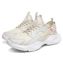 High Quality Men's Casual Shoe Lightweight  Factory Sneakers Sport Shoes Breathable Comfortable Zapatos
