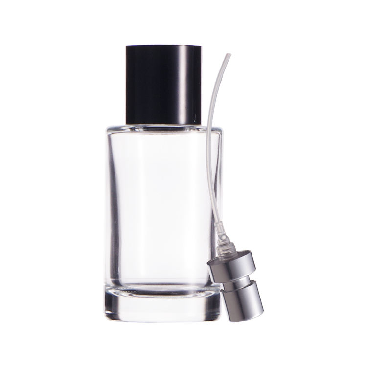 2020 Empty Botol Parfum Elegante Frasco de Perfume Spray Bottles Glass 50ml /100ml