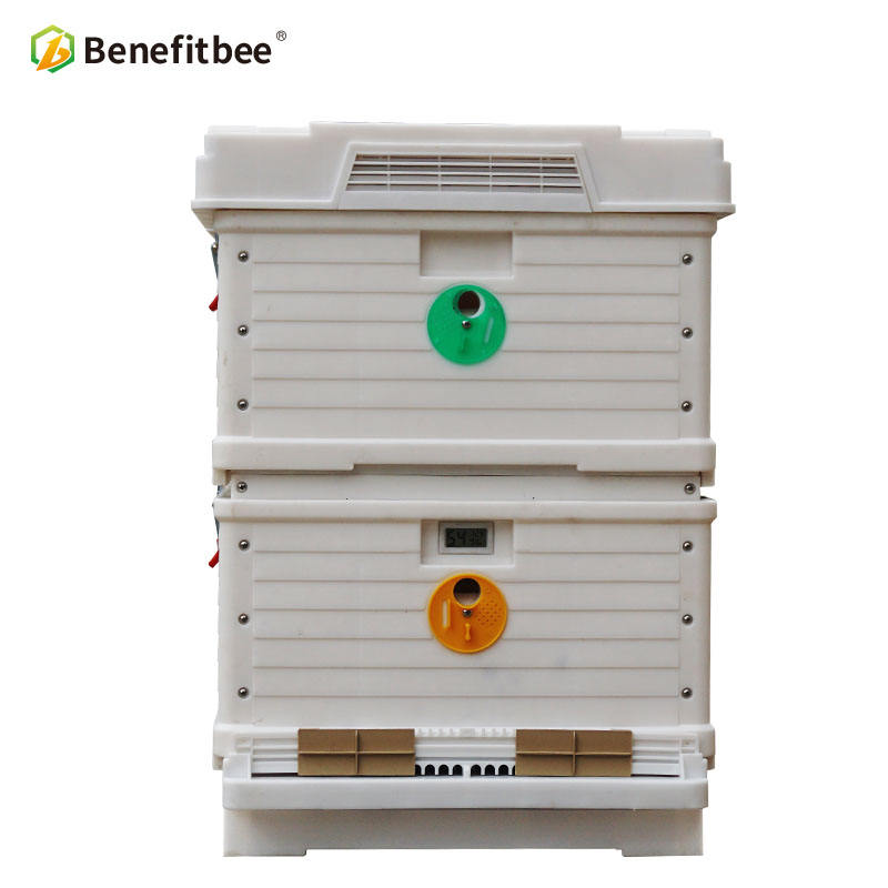 Hot Sale Hive Box Langstroth Beehive 10 Frames Multifunctional Polypropylene Plastic Beehive Kits