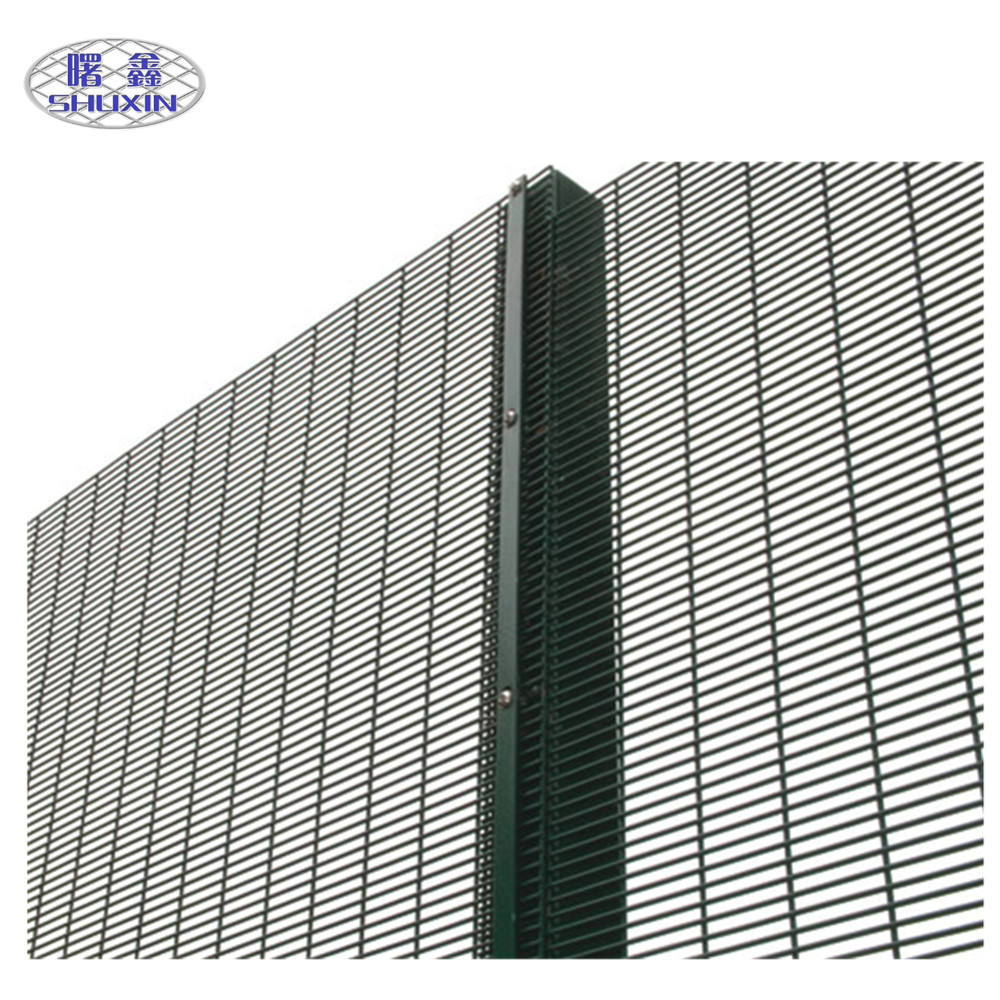 cheap 358 anti climb anti clamp security fence price